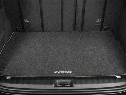 koberec zavazadlovy prostor 2008