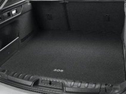 koberec oboustranny zavazadlovy prostor 508sw