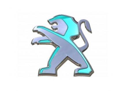 logo peugeot e2008 e208