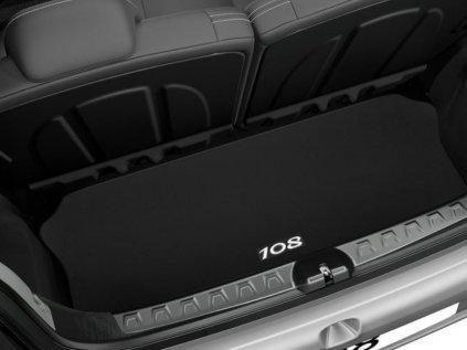 koberec zavazadlovy prostor 108