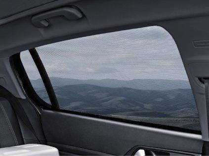 slunecni clony bocni okna 308