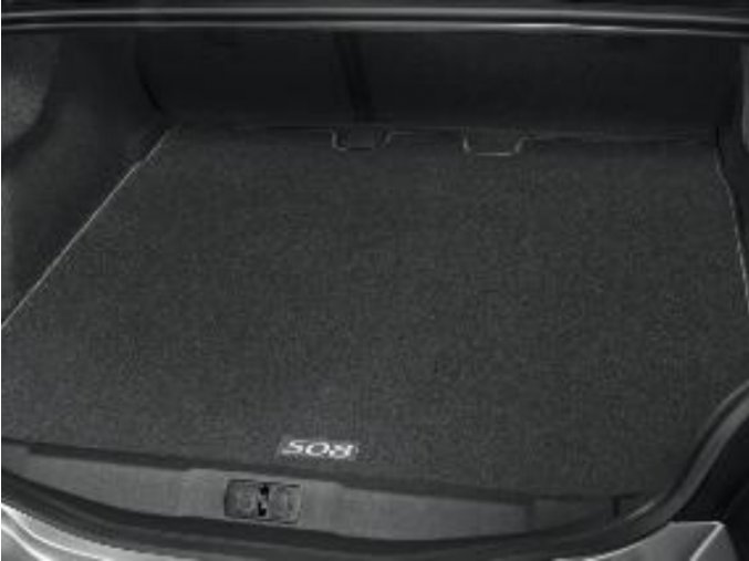 koberec oboustranny zavazadlovy prostor 508