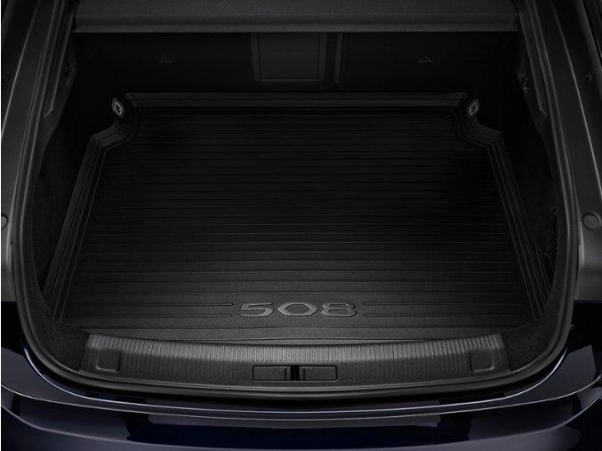 vana zavazadlovy prostor peugeot 508SW