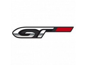 Znaky nalepovací GT Peugeot 3008, 5008