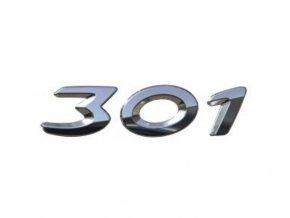 znak 301