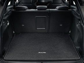 textilni koberec kufr peugeot 3008