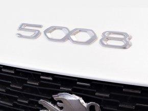 5008 znak šedý 5008 3
