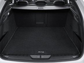 textilni koberec zavazadlovy prostor 308