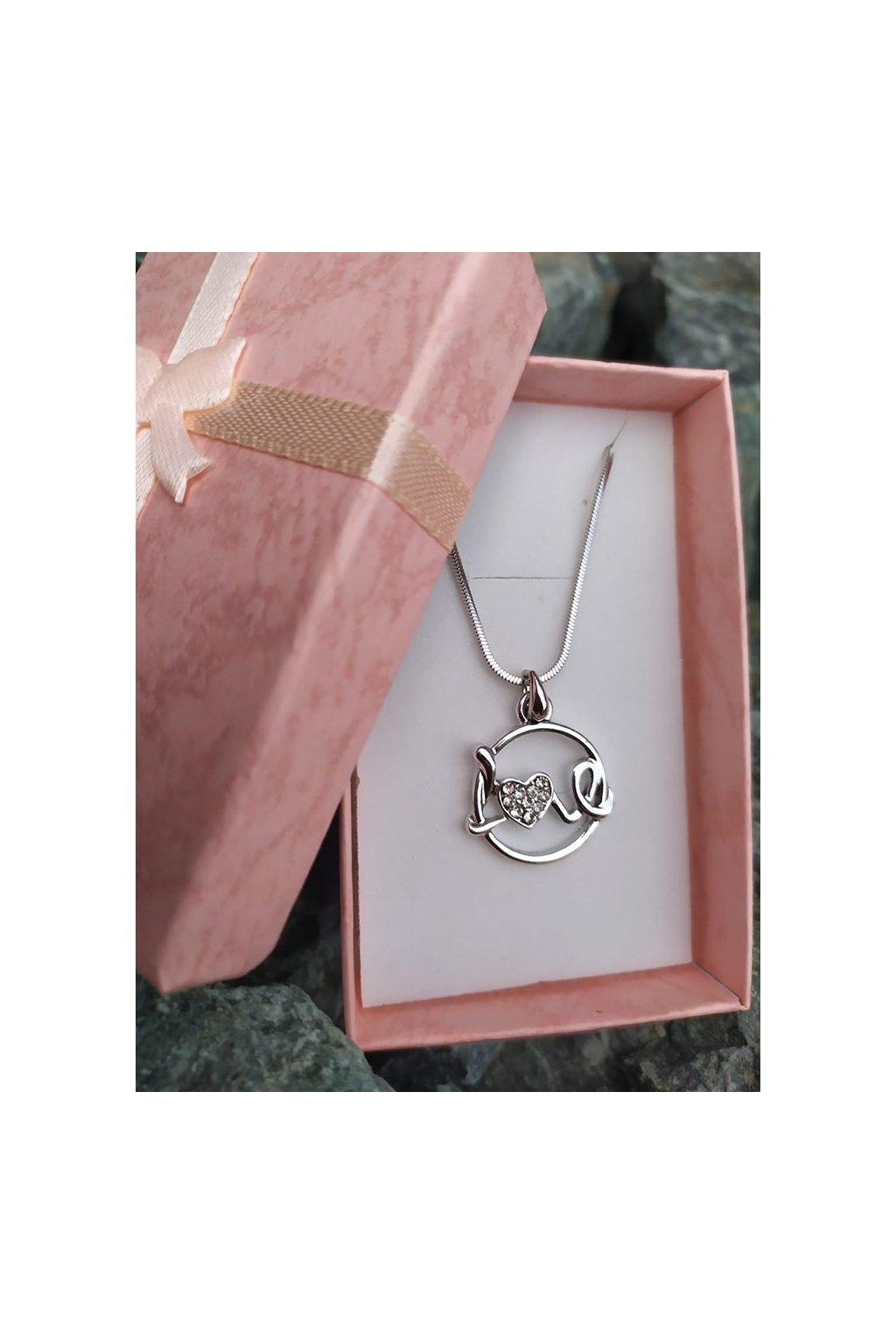 náhrdelník s láskou