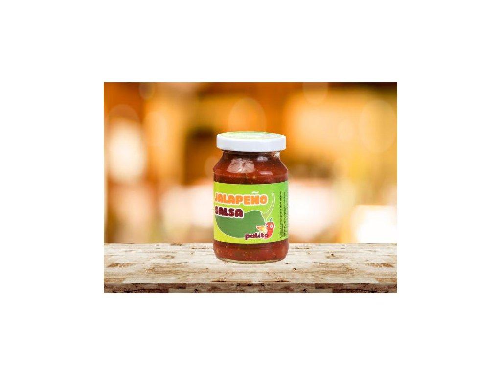 salsa jalapeno