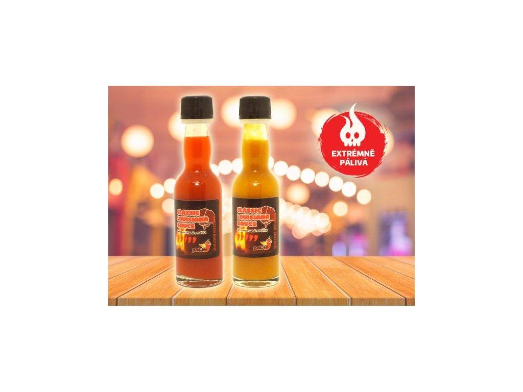 Classic Louisiana sauce 45 ml