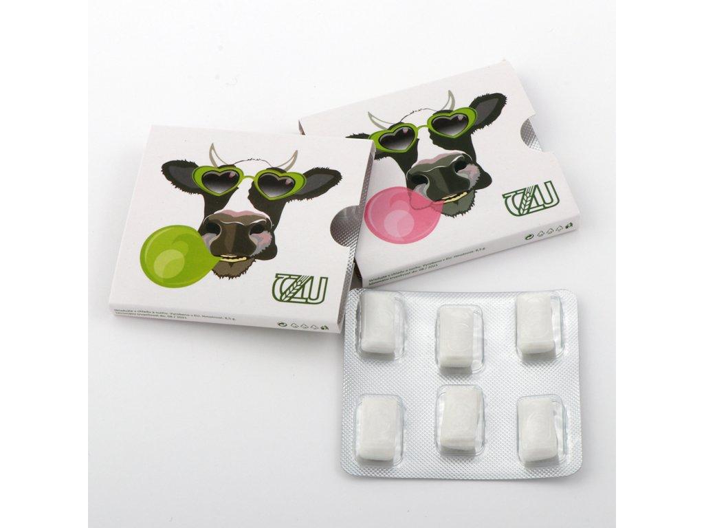 ČZU Žvýkačky Kráva :)