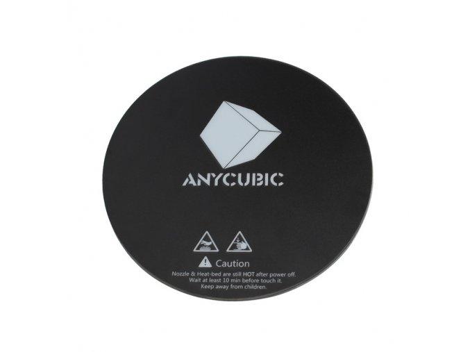 Vyhřívaná podložka Anycubic průměru 240 mm