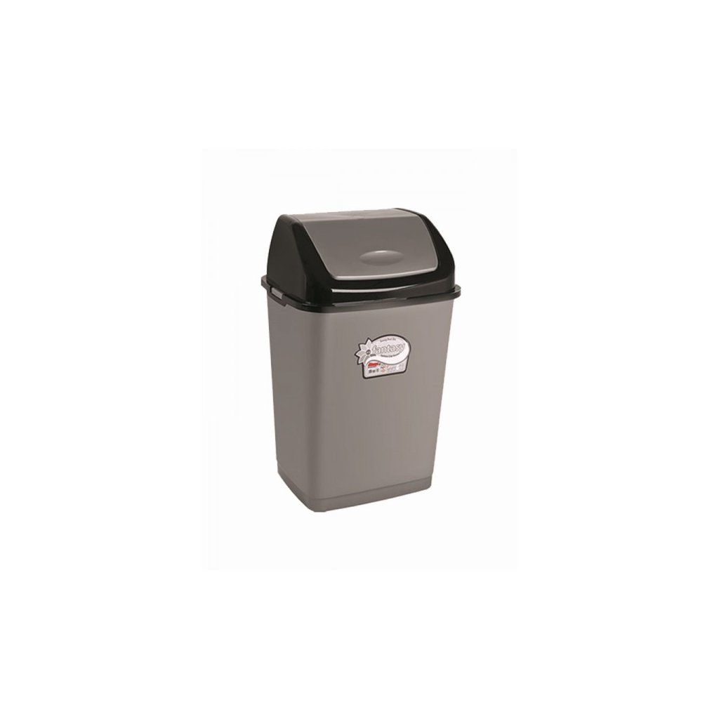 Odpadkový kôš výklopný 5L, Dunya (Farba Neurčená, Veľkosť Neurčená)