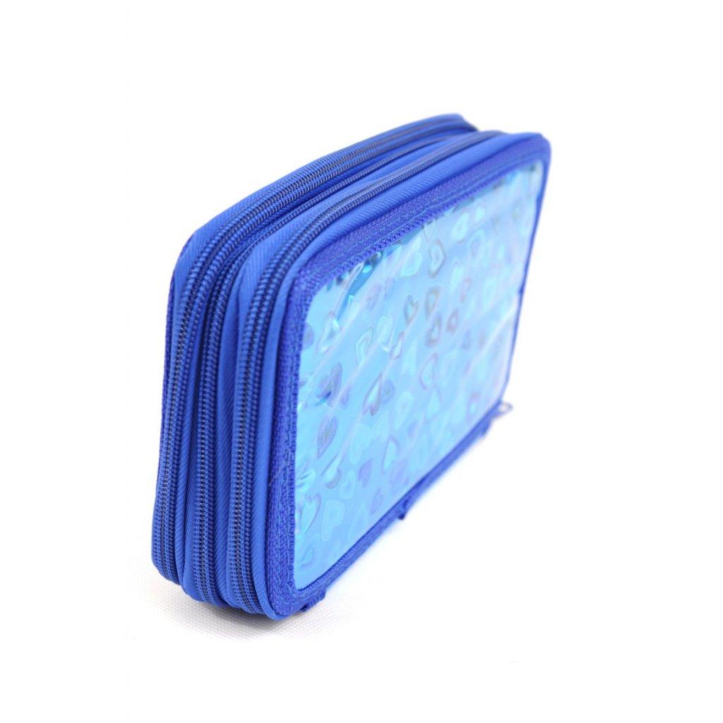 Poschodový peračník srdiečka, PoloTrade (Farba Modrá, Veľkosť Neurčená)