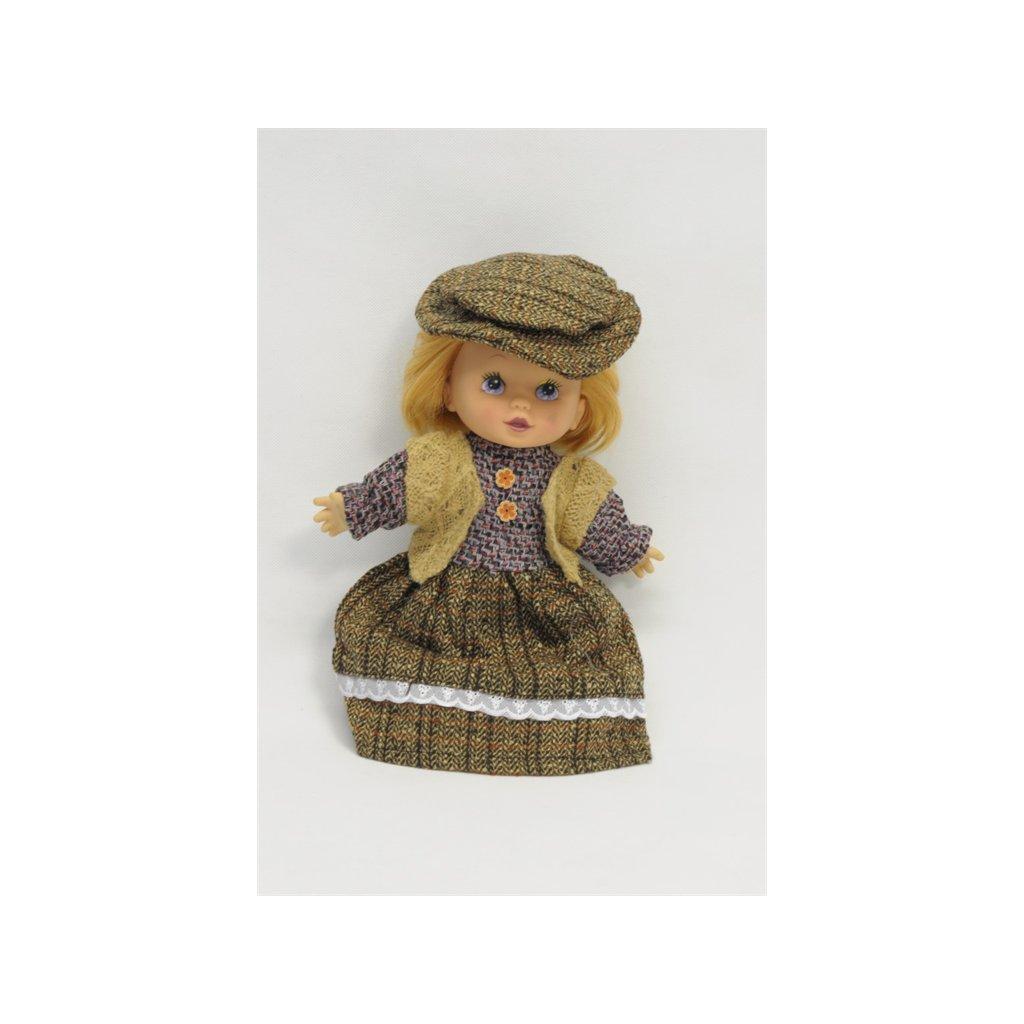 Šatôčky pre bábiky (Farba Červená, Veľkosť Neurčená)