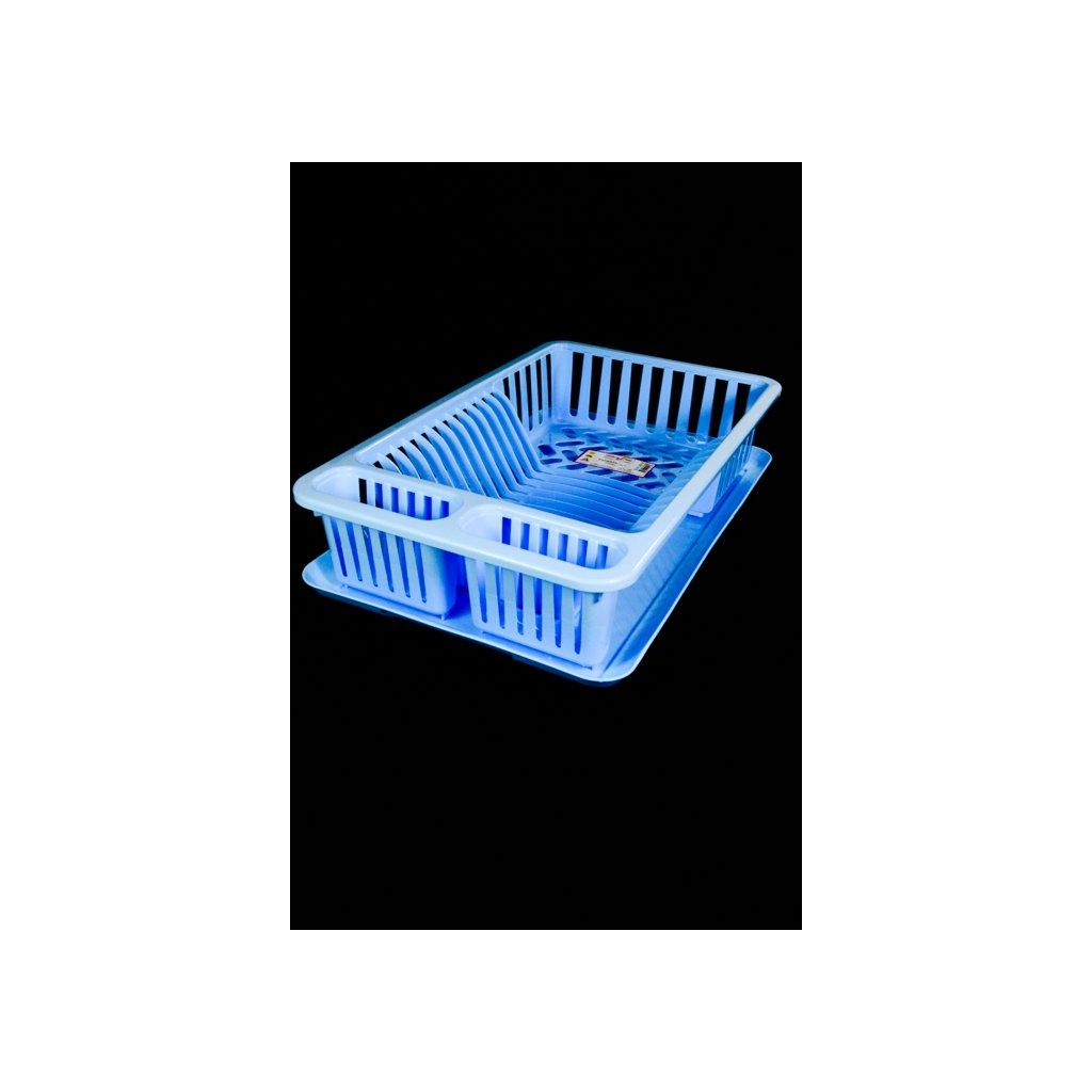Odkvapkávač úzky 45*25cm (Farba Modrá, Veľkosť 45x25)