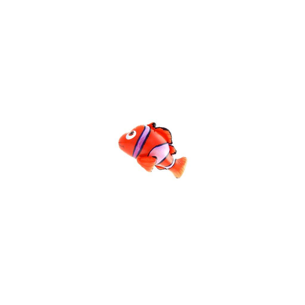 Nafukovacia postavička Nemo 50cm (Farba Oranžová, Veľkosť 50)