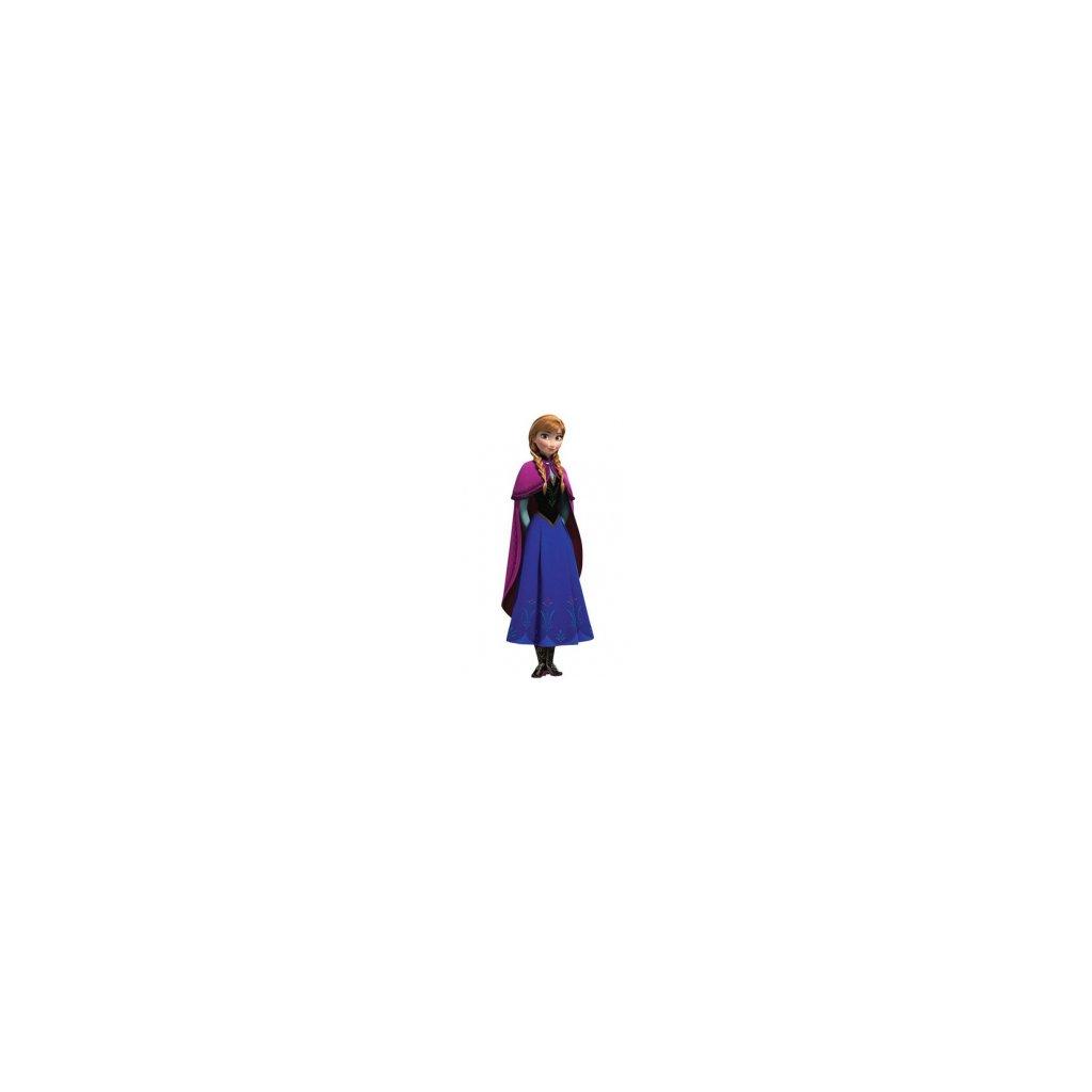 Frozen Anna postavička nafukovacia 54 cm (Farba Fialová, Veľkosť 54)