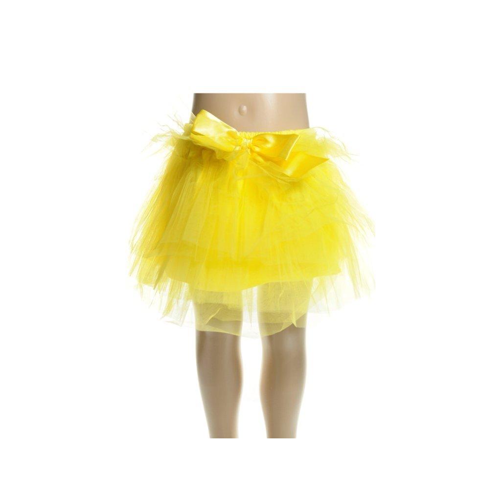 Detská tutu sukňa - 98*122 (Farba Ružová, Veľkosť 116)