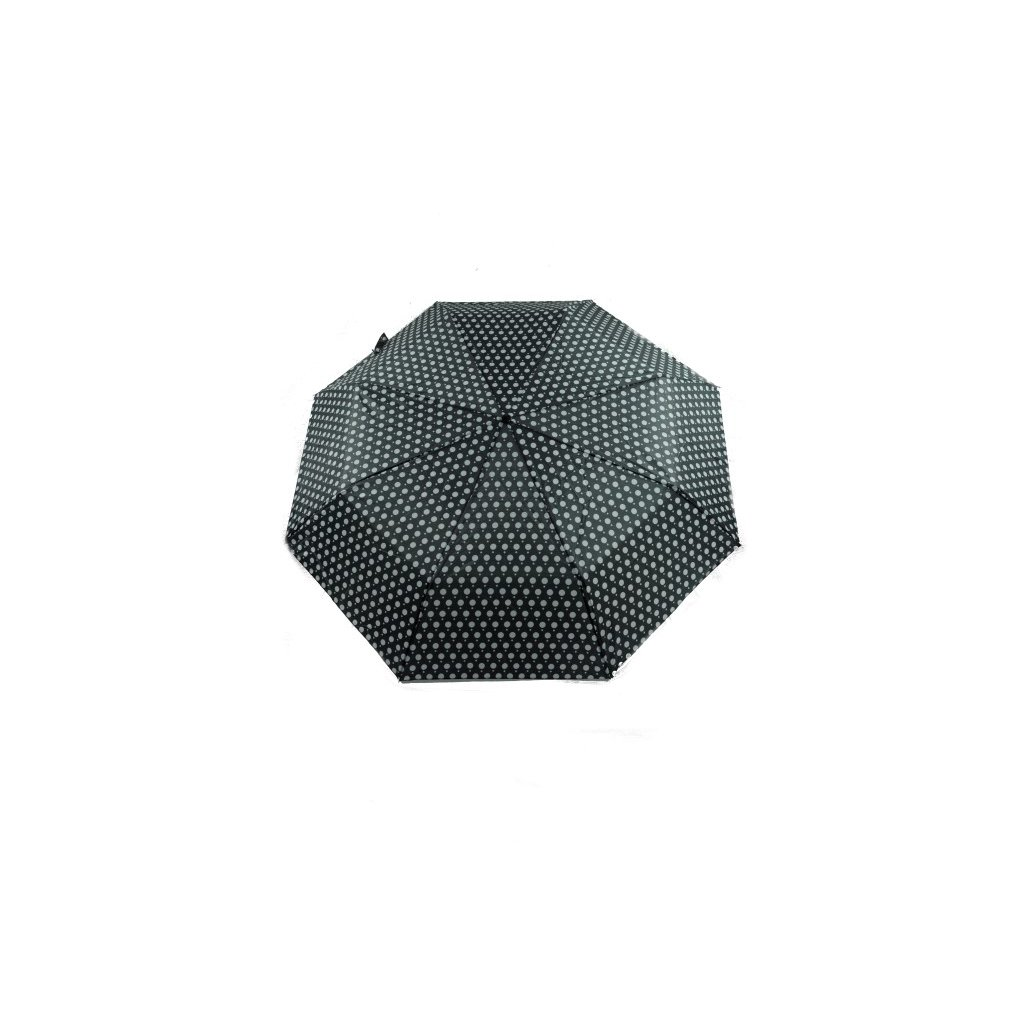 Dáždnik skladací bodkovaný (Farba Multifarebné, Veľkosť Neurčená)