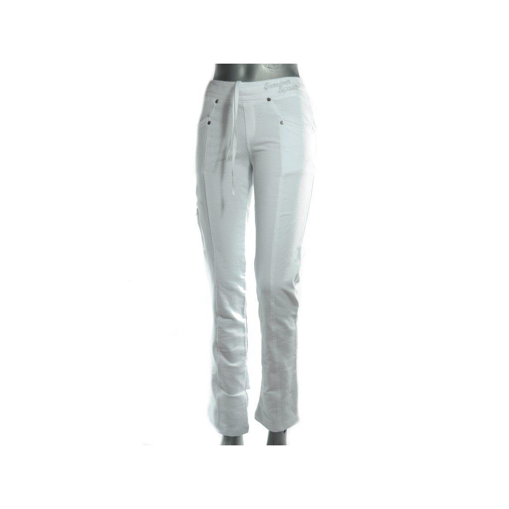 Dámske SIMART nohavice 094- biele S - 2 XL (Farba Biela, Veľkosť S)