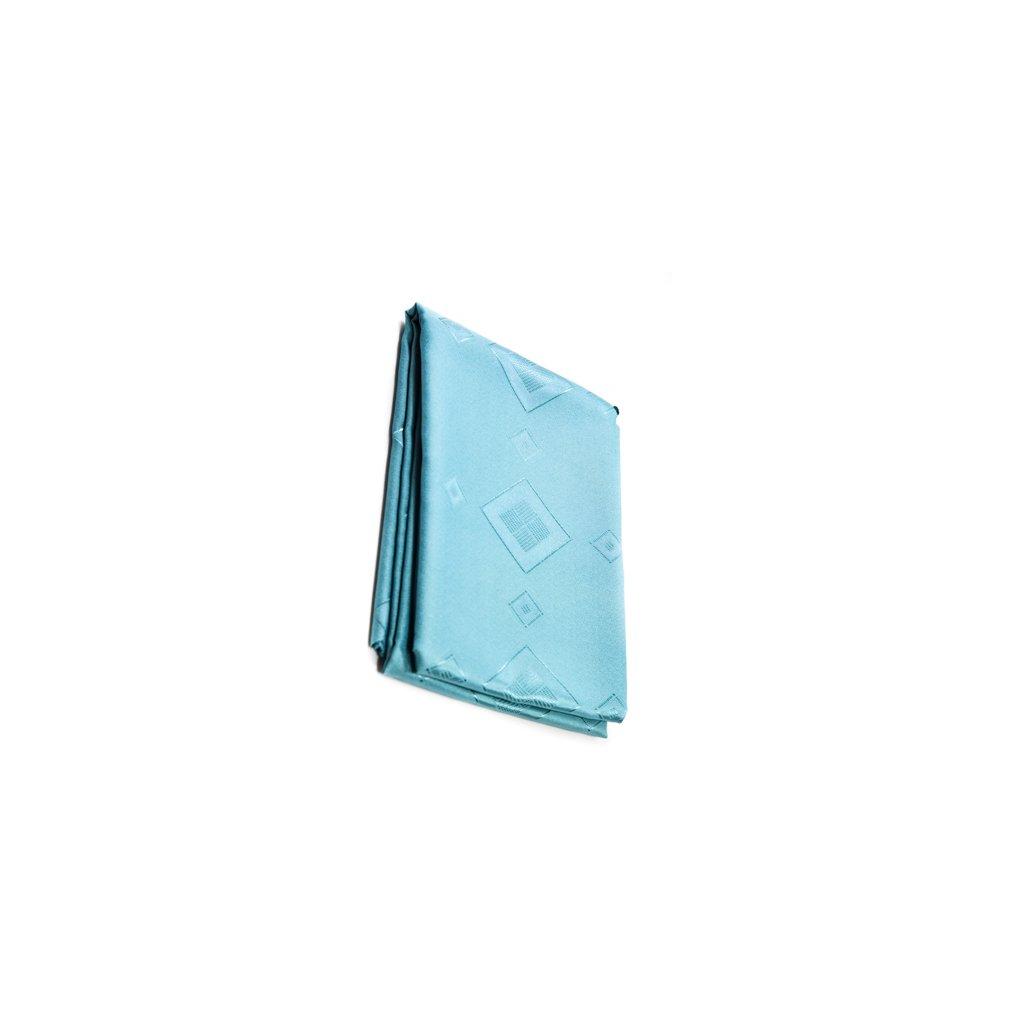 Teflónový obrus štvorce veľké a malé 140x220cm, PoloTrade (Farba Tyrkysová, Veľkosť 140x220cm)