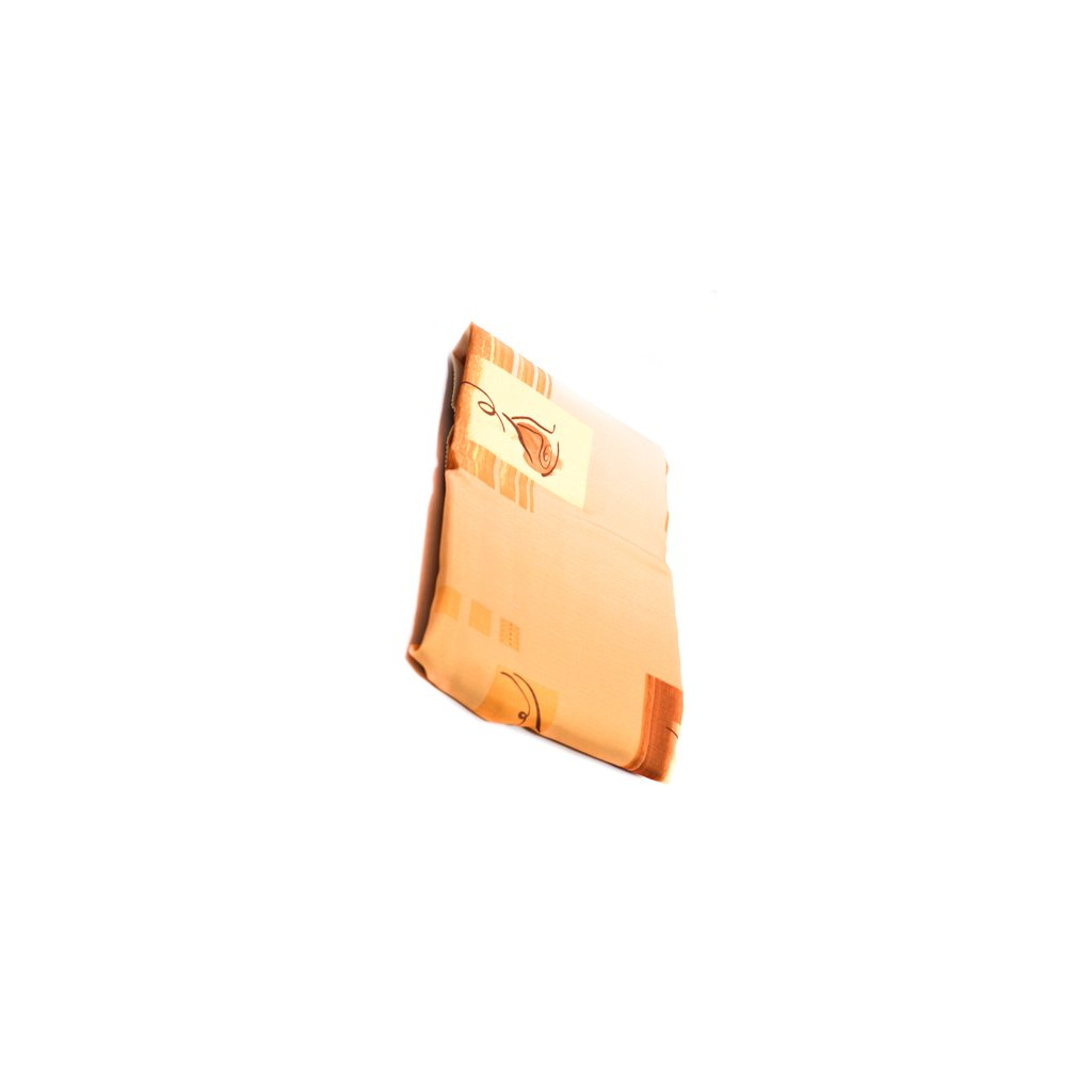 Teflónový obrus vzor ruže 160x220cm, oranžová farba, hran. 13 (Farba Multifarebné, Veľkosť 160x220cm)