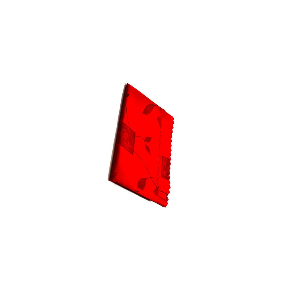 Teflónový obrus vzor vyšívané ruže 40x150cm, jednofarebný, zúbkovaný okraj (Farba Svetlooranžová, Veľkosť 150x40cm)