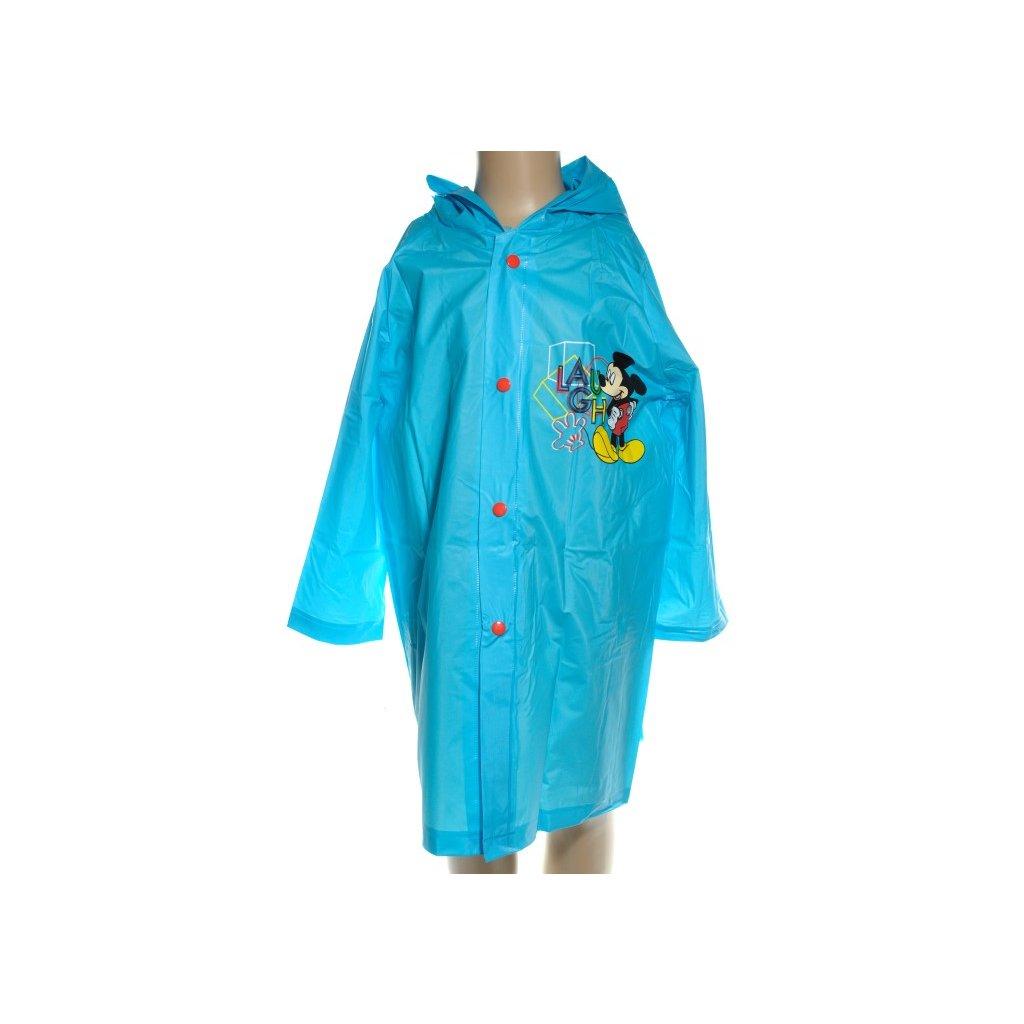 Detský pršiplášť Mickey Mouse, W&O (Farba Svetlomodrá, Veľkosť 3/4r)