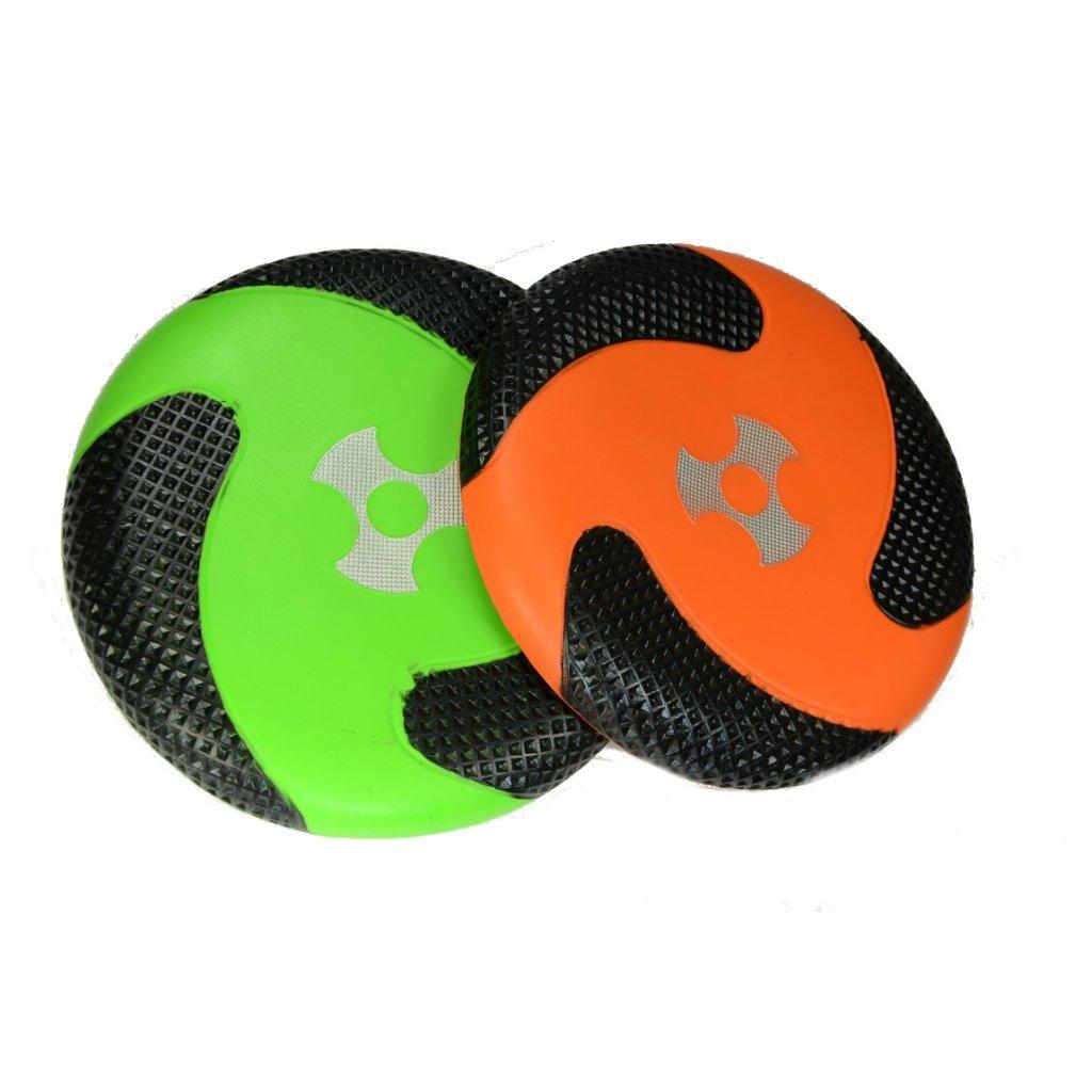 Lietajúci tanier frisbee Ø22,5cm, PoloTrade (Farba Neurčená, Veľkosť Neurčená)