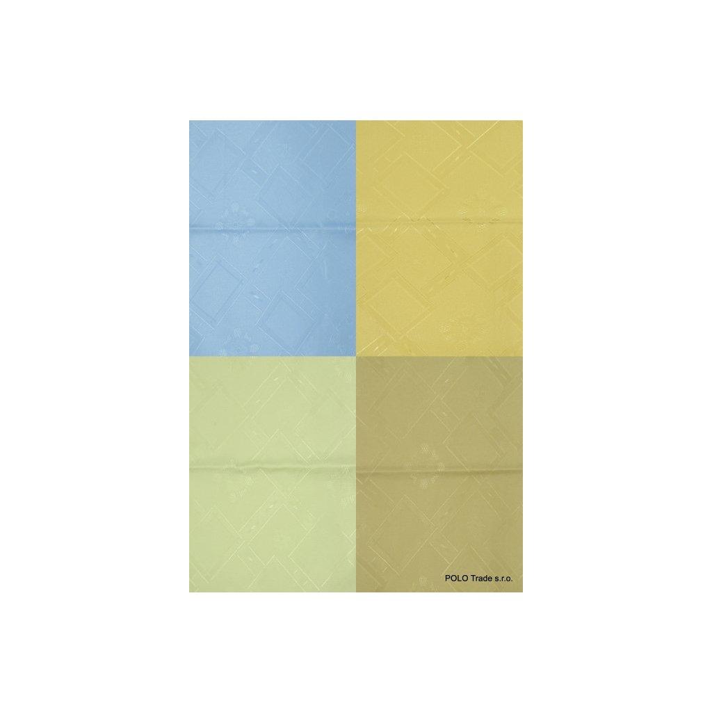 Obrus - 140 x 180 (Farba Svetlozelená, Veľkosť 180x140cm)