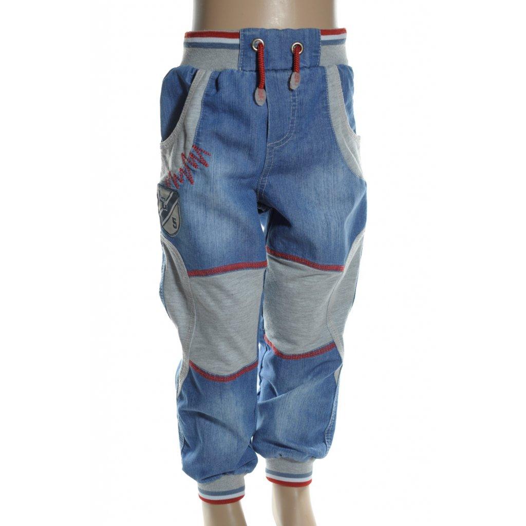 Detské nohavice - Overdo (Farba Modrá, Veľkosť 4r)