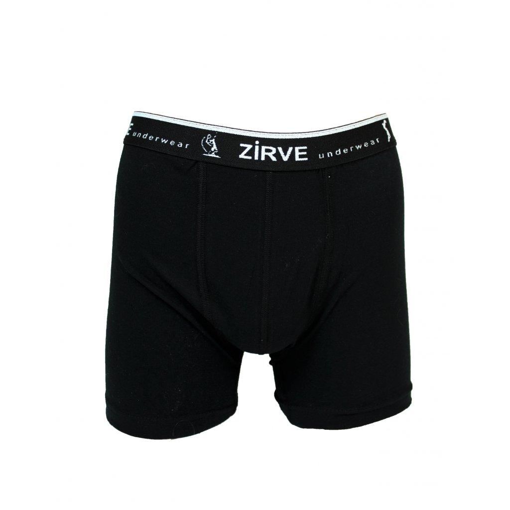 Pánske boxerky klasik ZIRVE (Farba Svetlošedá, Veľkosť S)