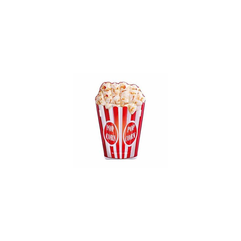 Nafukovačka popcorn 178*124cm (Farba Červená, Veľkosť 178x124)