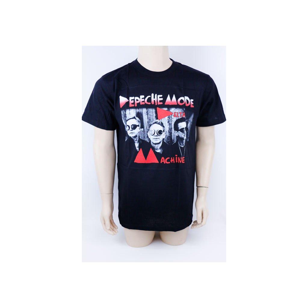 Tričko Depeche Mode - Delta Machine (Farba Čierna, Veľkosť 2XL)