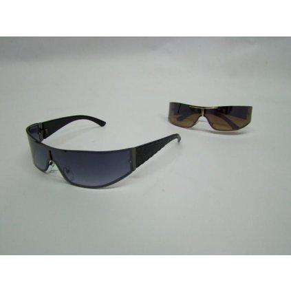 Pánske slnečné okuliare 90s,UV filter, PoloTrade (Farba Hnedá, Veľkosť Neurčená)