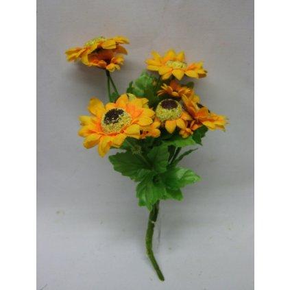 Zväzok kytica (Farba Žltá, Veľkosť Neurčená)