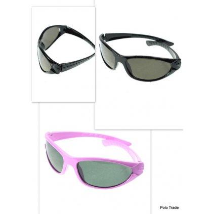 Detské slnečné  okuliare jednofarebné, PoloTrade (Farba Zelená, Veľkosť Neurčená)