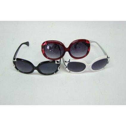 Dámske slnečné okuliare Clout, UV 400, PoloTrade (Farba Biela, Veľkosť Neurčená)