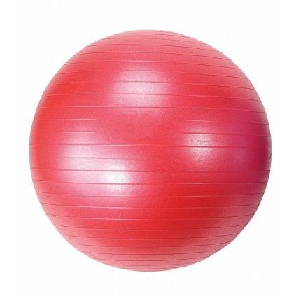 Fit lopta - hladká 50cm (Farba Červená, Veľkosť Neurčená)