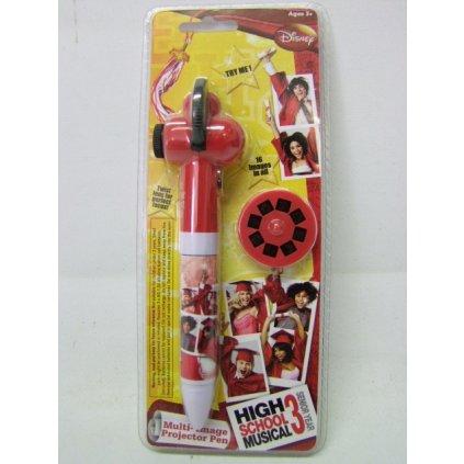 Pero s premietačkou (Farba Červená, Veľkosť Neurčená)