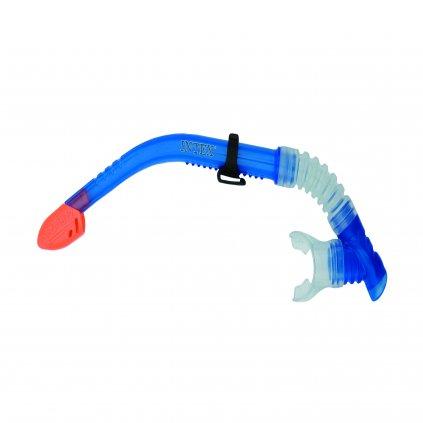 Intex Šnorchel na potápanie 8+ (Farba Modrá, Veľkosť Neurčená)