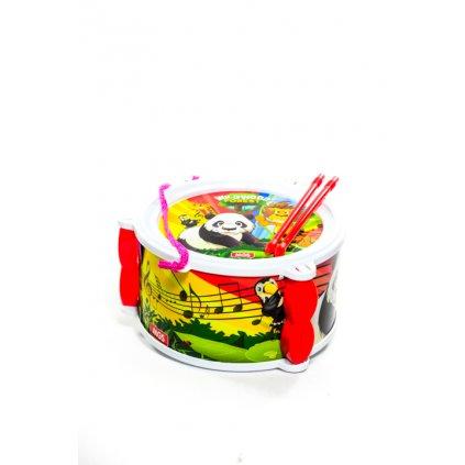 Bubon panda 660 21*21, C-3-6602 (Farba Multifarebné, Veľkosť 21x21cm)