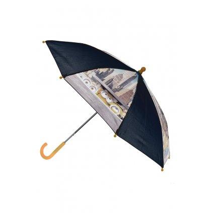Detský dáždnik - Minions New York, P76cm (Farba Modrá, Veľkosť UNI)