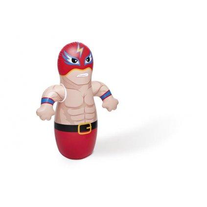 3-D boxer nafukovací 91cm (Farba Multifarebné, Veľkosť 91x72cm)