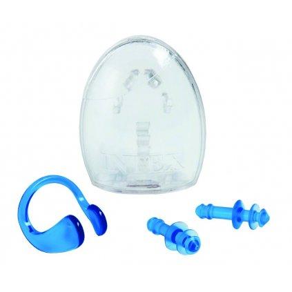 štuple&štipec na nos SET 16*11cm (Farba Modrá, Veľkosť 16x11cm)