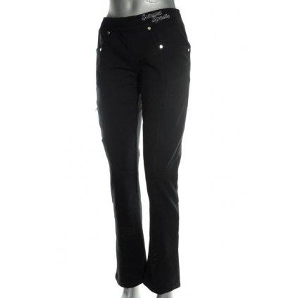 Dámske Simart tepláky, nohavice (Farba Čierna, Veľkosť XL)