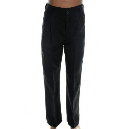 Detské oblekové nohavice (Farba Čierna, Veľkosť 104)