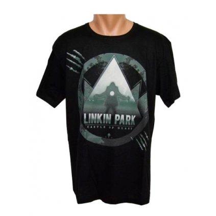 Tričko Linkin Park - Castle of Glass (Farba Čierna, Veľkosť L)